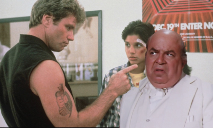 Daniel calls his Uncle J.D. to help with his Cobra Kai beef! Trouble in the Valley?
